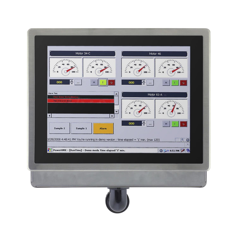 Panel PC industriale della marca WINMATE