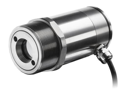 Sensor de temperatura de infrarrojos de la marca Optris