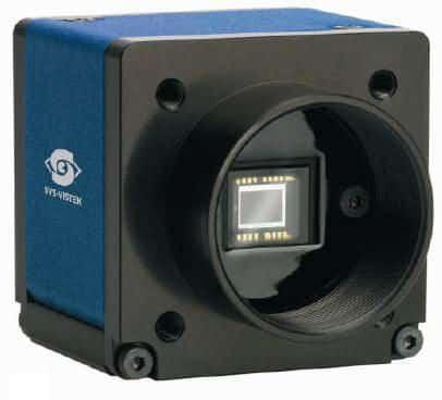 Промышленная камера (компания Machine Vision Plus)
