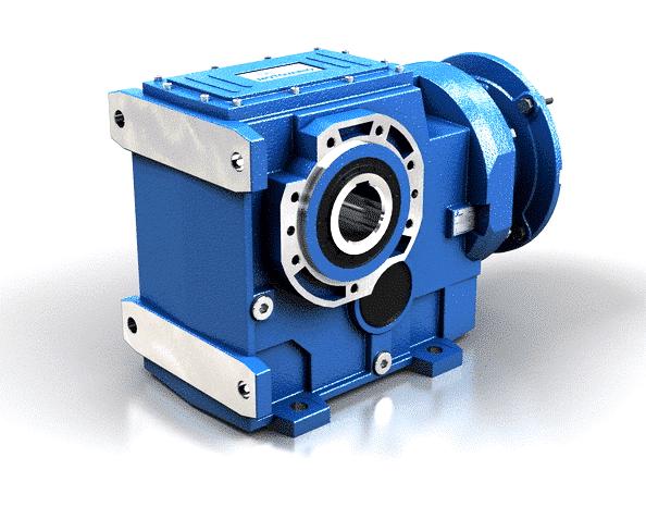 Kegelradgetriebe der Marke MOTOVARIO