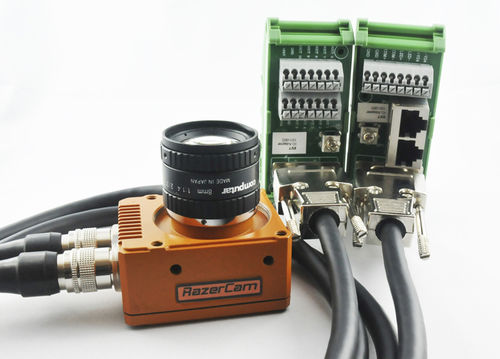 caméra intelligente (société EVT)